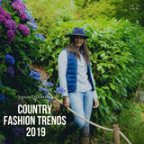 Spring/Summer Country Fashion Trends 2019