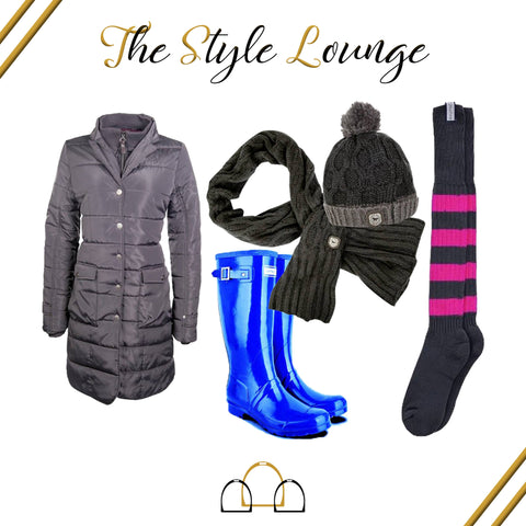 The Style Lounge... Winter Warmers