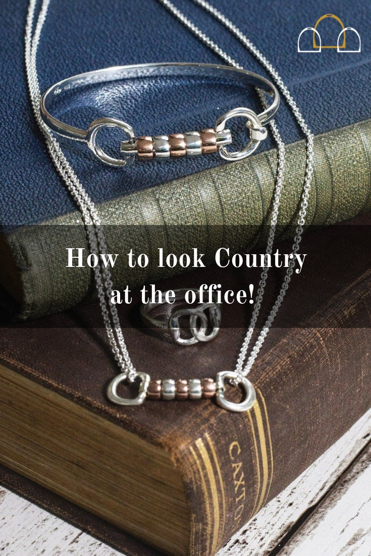 How to look Country at the Office blog, country attire for the office