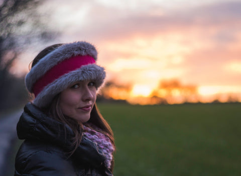 Perfect Winter Ear Warmers with Annabel Brocks