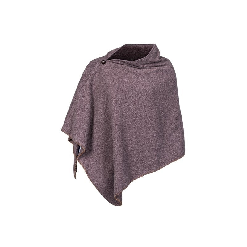 Baleno Clothing Shirley Poncho in Heather