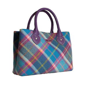 Ness Blue Handbag