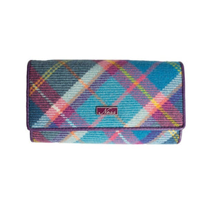Ness blue check purses