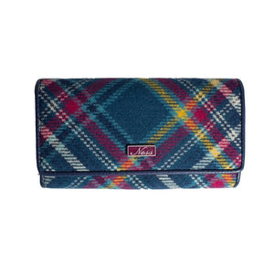ness newhaven check ladies purse