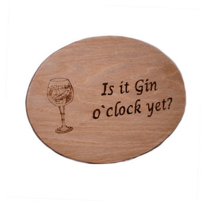 Gin O'Clock home decor