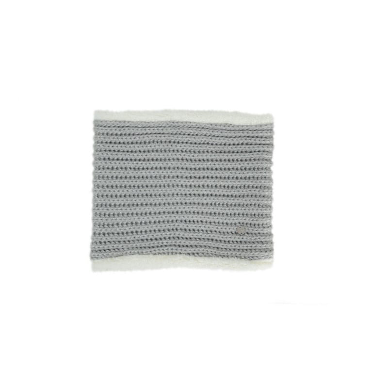 HyFASHION Avoriaz Metallic Snood in Silver