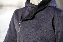Lauria Garrelli Scotland Windstopper Fleece Jacket in Grey