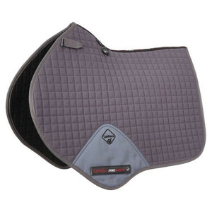 grey LeMieux saddle cloth