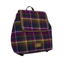 Ness Allness Perfect Tweed Rucksack in Old Town Classic Check