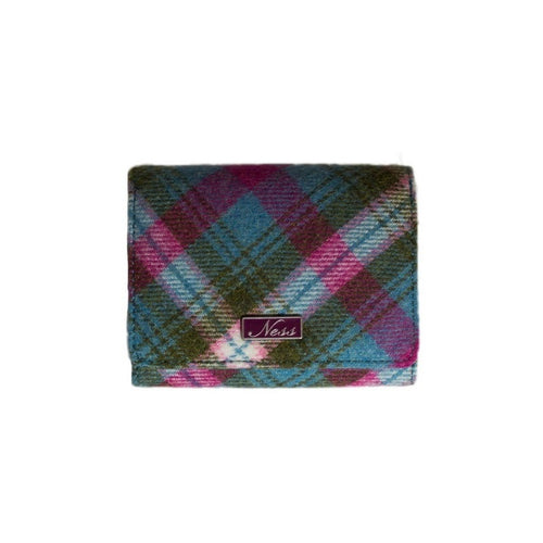 Ness Ladies Tweed Purse