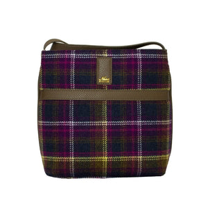 Ness Dormie Cross Body Tweed Handbag in Old Town Classic Check