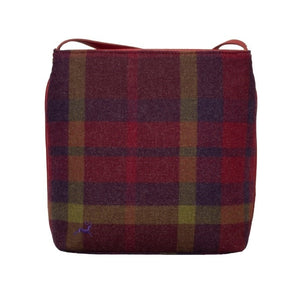 Ness Dormie Tweed Cross-Body Handbag in Morningside Oversized Check