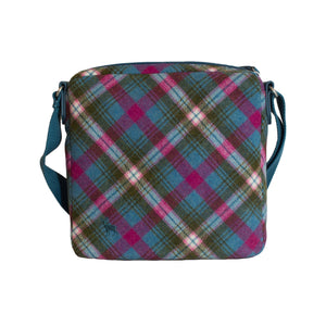 Ness Edith Cross-Body Bag Satchel in Clova Check