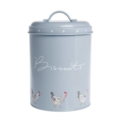 Sophie Allport Chicken Biscuit Storage Tin
