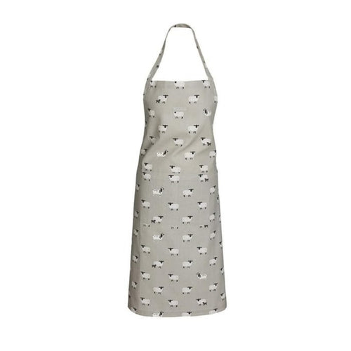 Sophie Allport Cooking Adult Apron in Sheep Print