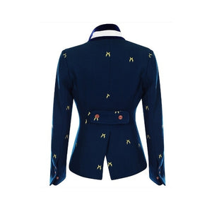 Sporting Hares Beauchamp Blazer in Deep Blue