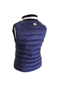 Sporting Hares Windermere Gilet in Navy Blue