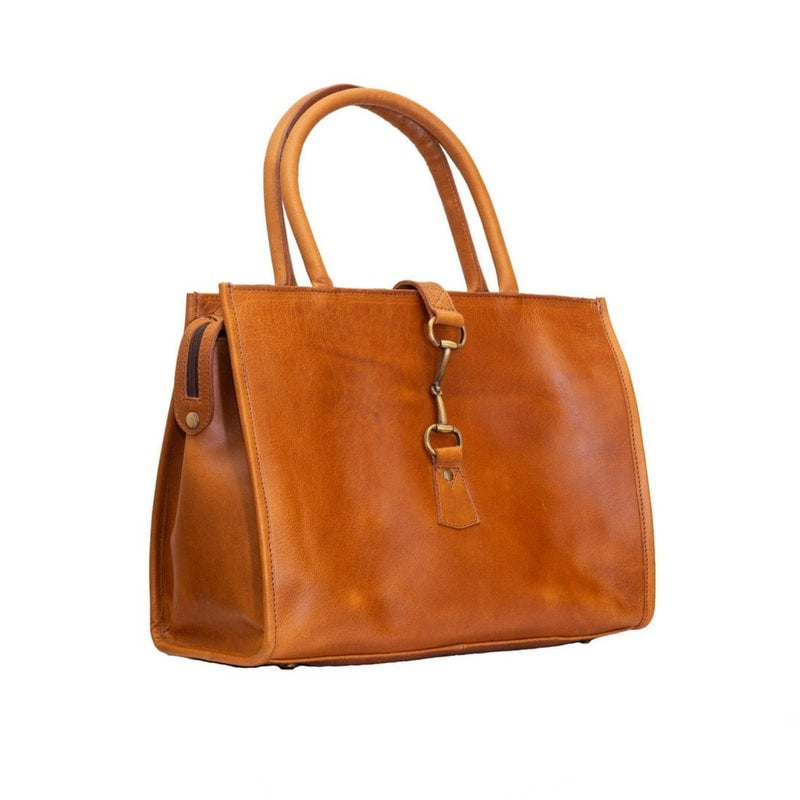 Grays handbags in Tan Leather