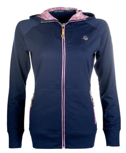 HKM Lauria Garrelli Ladies Queens Sweat Jacket