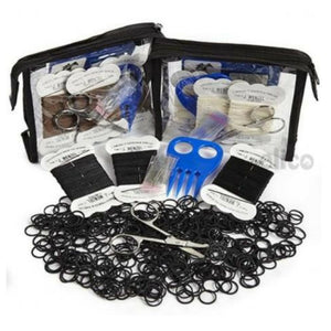 plaiting kit for horse or pony