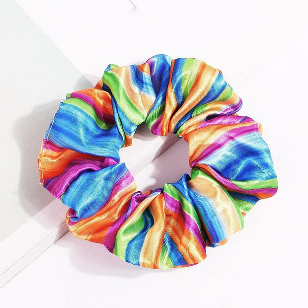 CANDY SCRUNCHIES SET