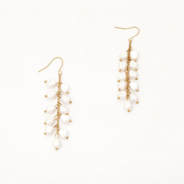 ELZINA DROP EARRINGS