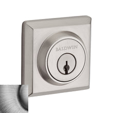 Traditional Square Deadbolt