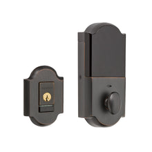 Baldwin Evolved Arched Deadbolt Venetian Bronze 8252.112.B
