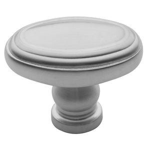 Decorative Oval Cabinet Knob