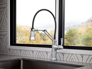 Artesso Single Handle Articulating Faucet
