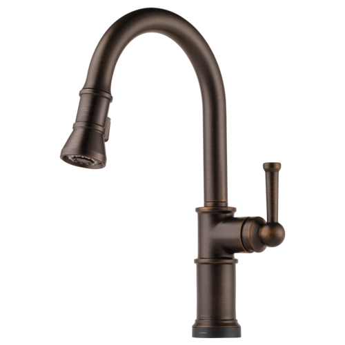 Artesso Single Handle Pull-Down Kitchen Faucet w/Smarttouch Technology