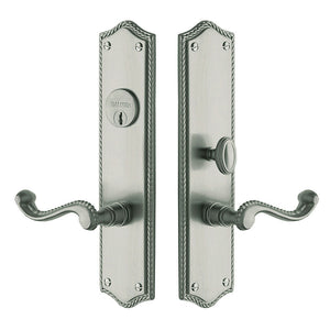 Bristol Lever x Lever Entrance Trim