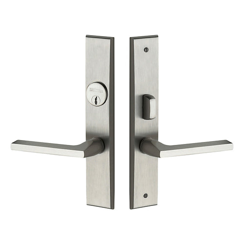 Lakeshore Lever x Lever Entrance Trim