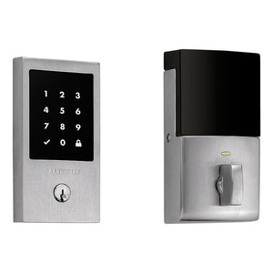 Minneapolis Touchscreen Electronic Smart Deadbolt - Connected