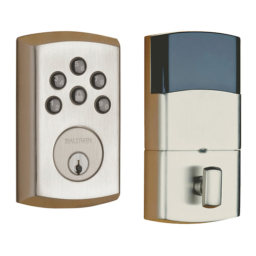Baldwin Electronic Soho Deadbolt - Keypad Entry