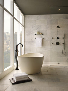 Brizo Jason Wu Single-Handle Freestanding Tub Filler