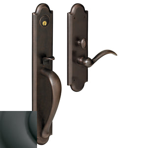 Boulder Full Escutcheon Entrance Trim