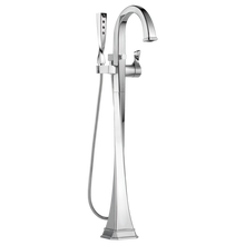 Brizo Virage Single Handle Freestanding Tub Filler