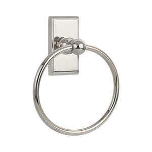 Emtek Traditional Brass Towel Ring  Model #: 2601