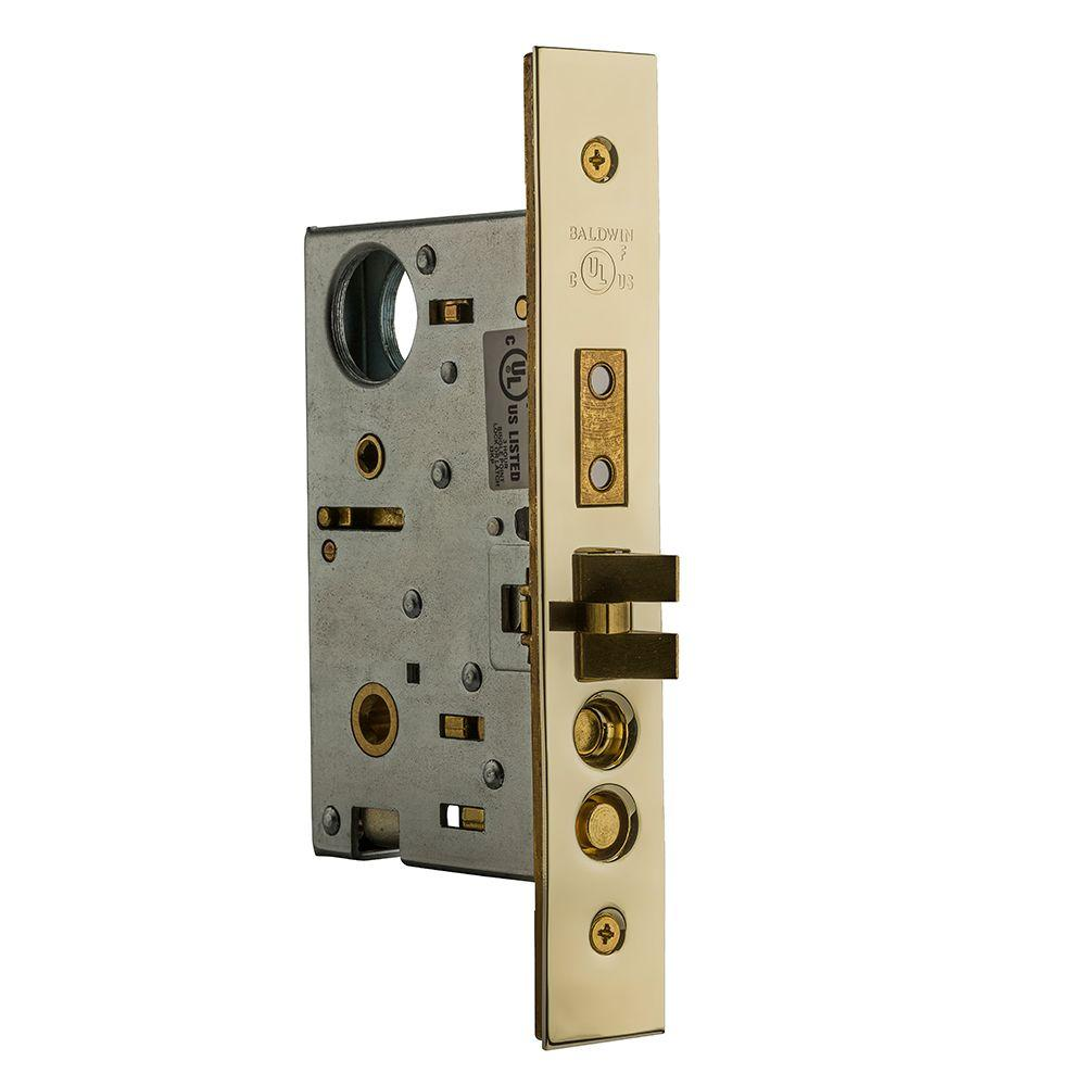Mortise Lock Body 6001 Knob x Knob / Lever x Lever - Tier 2 Finish