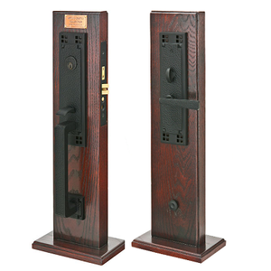 Craftsman Mortise Entry Set