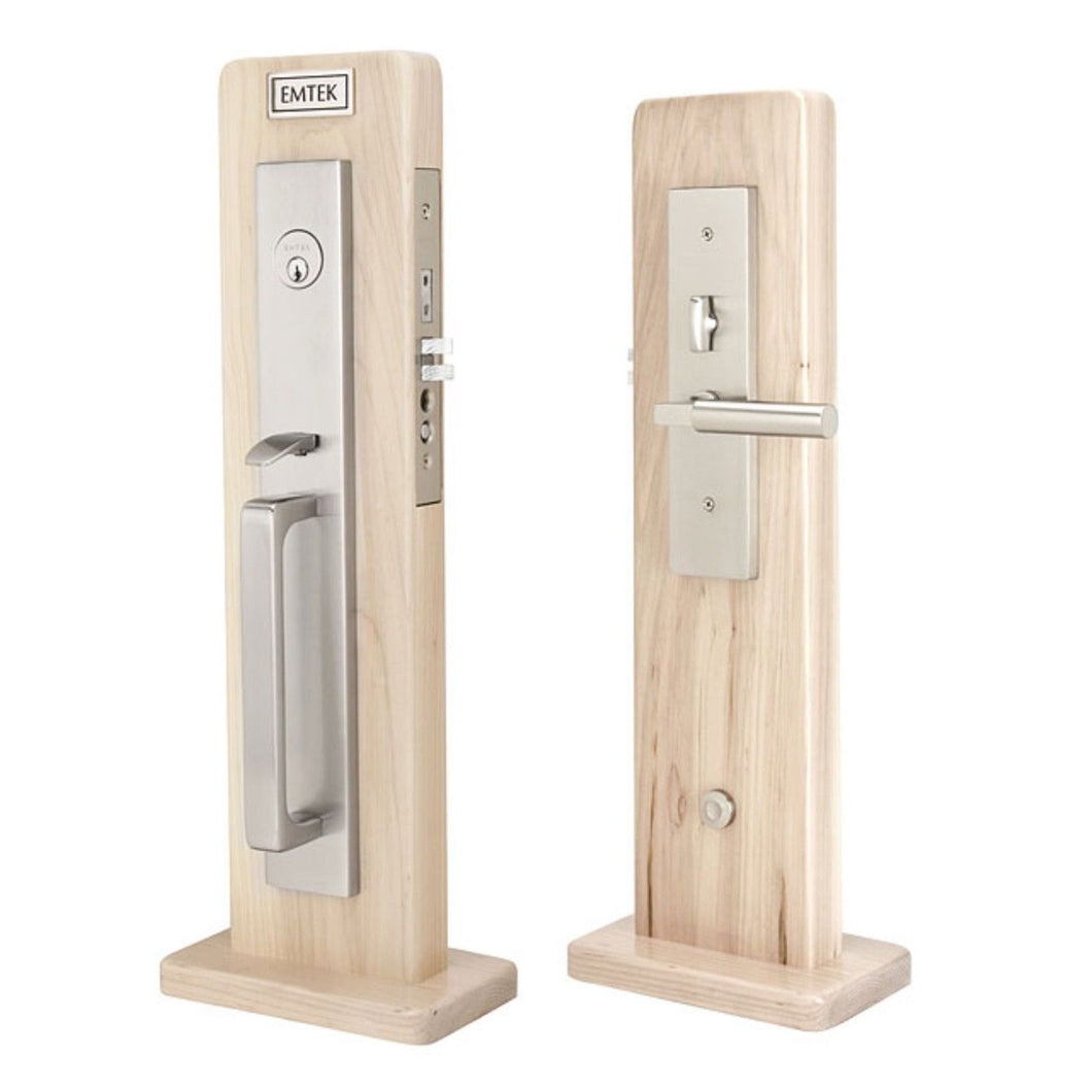 Lugano Mortise Entry Set