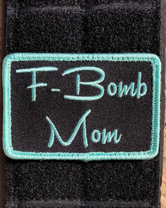 F-Bomb Mom Patch