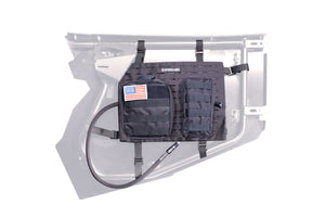 Universal Door Bag Platform - Loaded Kit