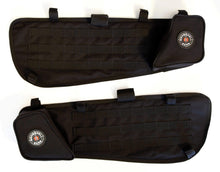 Can Am Door Bag Platform - Naked, No pouches included