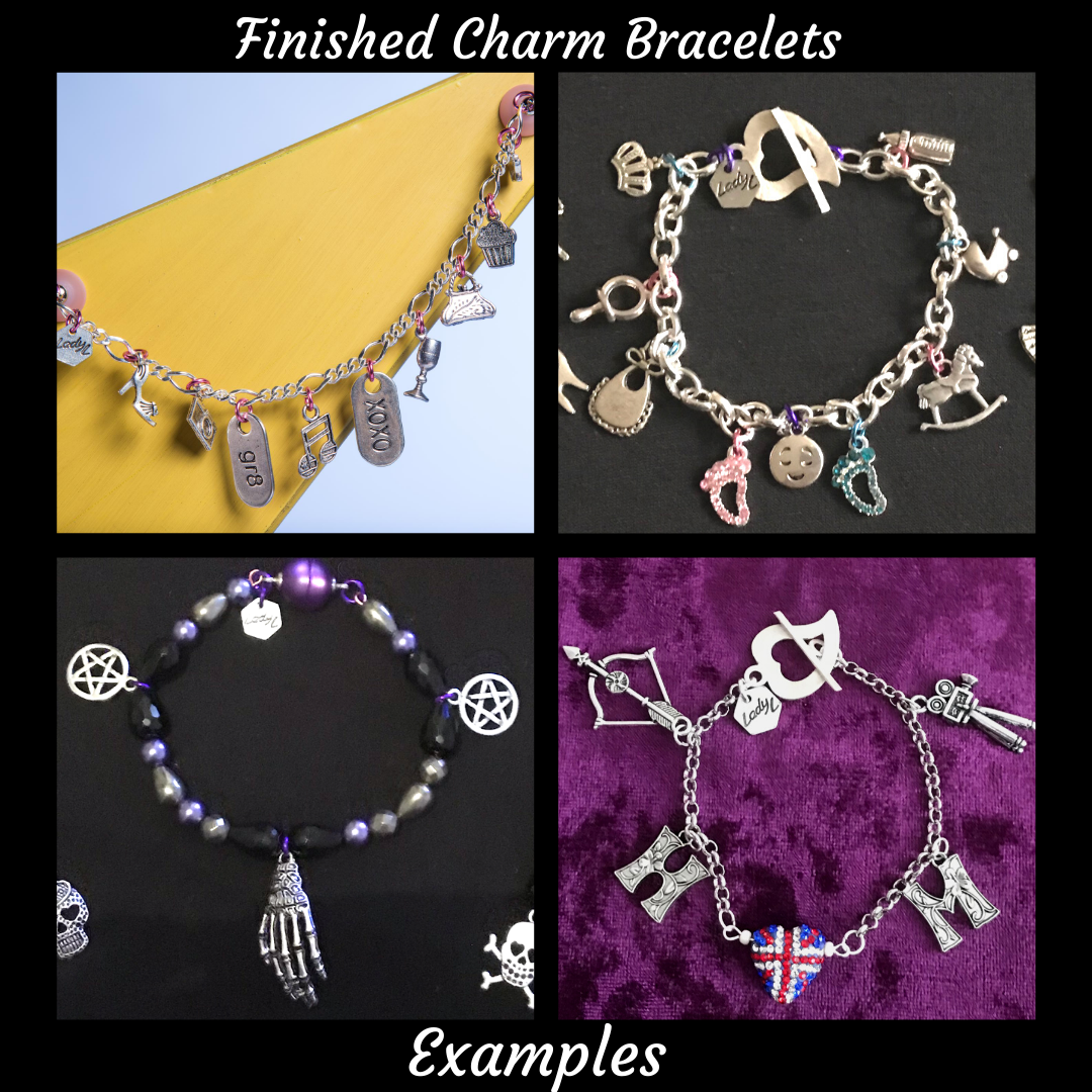 Design Your Dream Charm Bracelet From £58