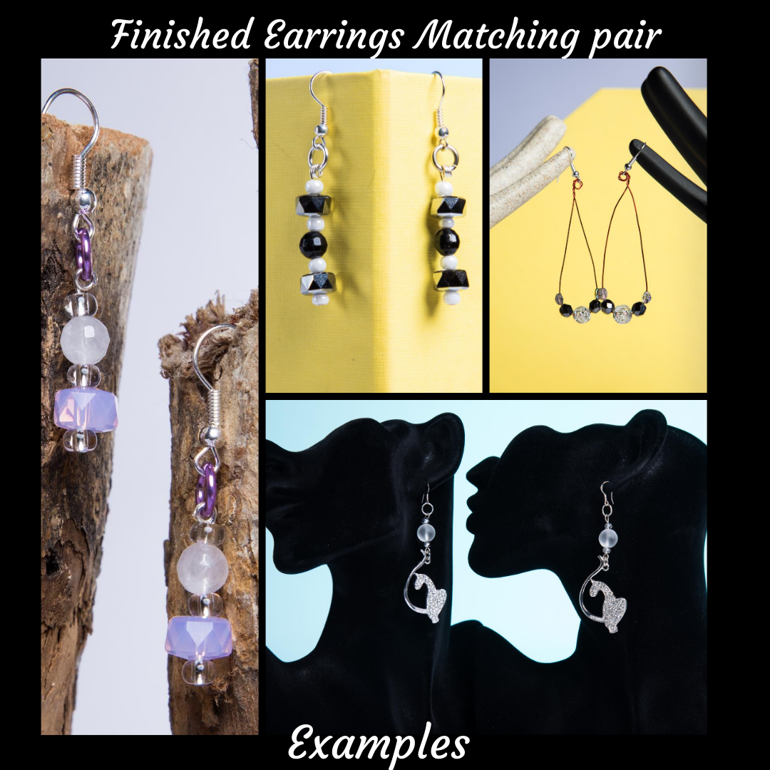 Design Your Dream Earrings Matching From £38