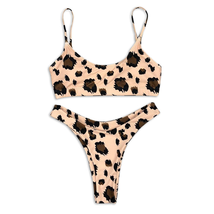 AMARA Bikini Set - Safari