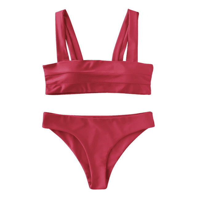 TATUM Bikini Set - Red