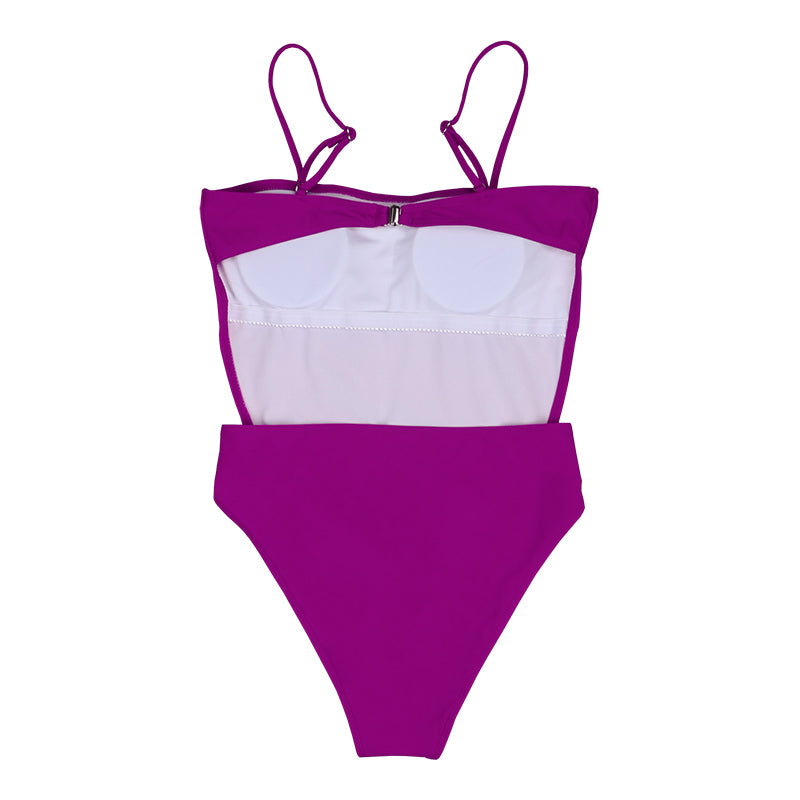PIPER One-Piece - Plum